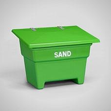 Sandbehållare 350L -