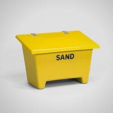 Sandbehållare - Sandbehållare 250L