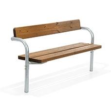 Parkbänkar - Soffa Rörkröken
