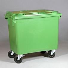 Sopkärl 660L - Miljö & Avfallshantering
