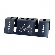 Cykelställ Wixu 2 platser kantigt - Cykelställ