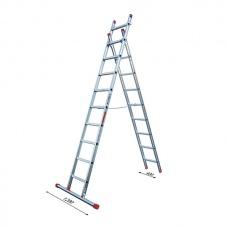 Scando Kombistege Solid 5m - Stegar & Ställningar