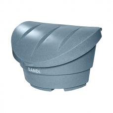 Sandbehållare 600L -