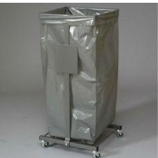 Sopsäckar av polyeten 125L 150st -