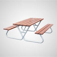 Parkbänkar - Robust Picknickbord