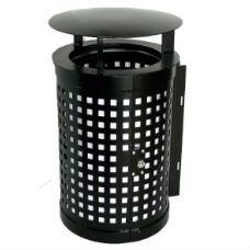 Cylinder 50L med tak -