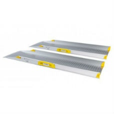 Portabel ramp Perfolight E1 extra bred -