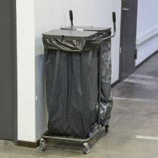 Sopsäckar av polyeten 125L 4800st -
