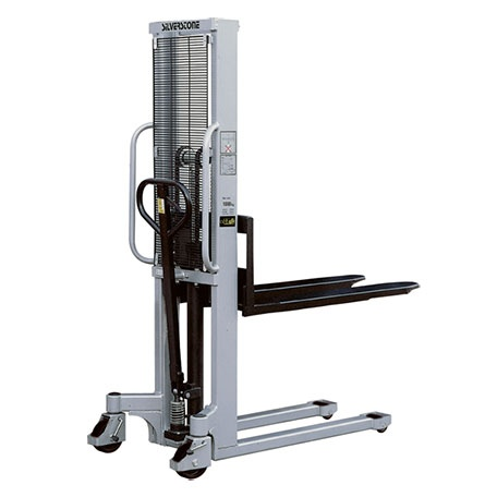 Manuell Staplare Quick-Lift, 1000 kg, 1100 mm -