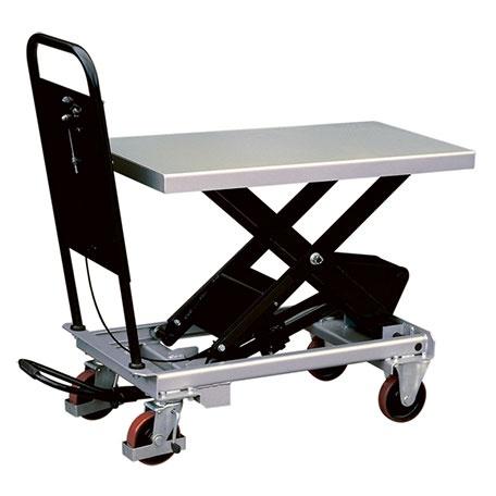 Mobilt Manuellt Lyftbord, 500 kg, 520 x 1010 mm -