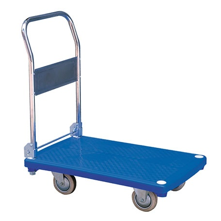 Plattformsvagn i plast, 200 kg -
