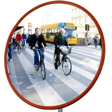 Trafikspeglar - Rund trafikspegel 50 cm i akryl