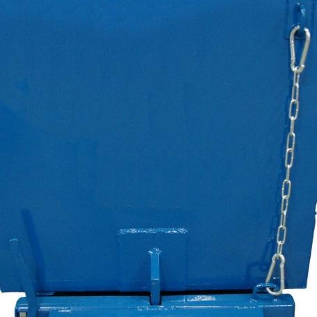 Säkerhetskedja till tippcontainer  -