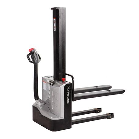 Fullelektrisk Gåstaplare, 1000 kg, 1600 mm -