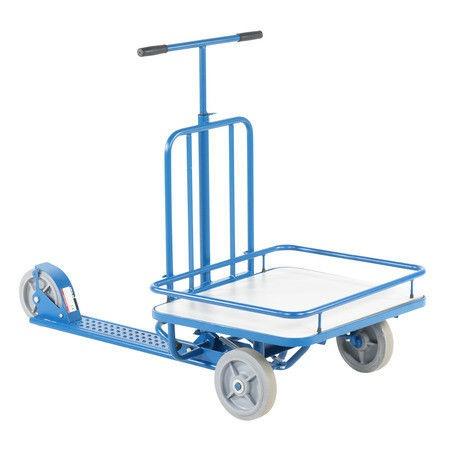 Flaksparkcykel -