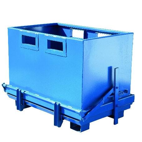 Bottentömmande container 700 L -