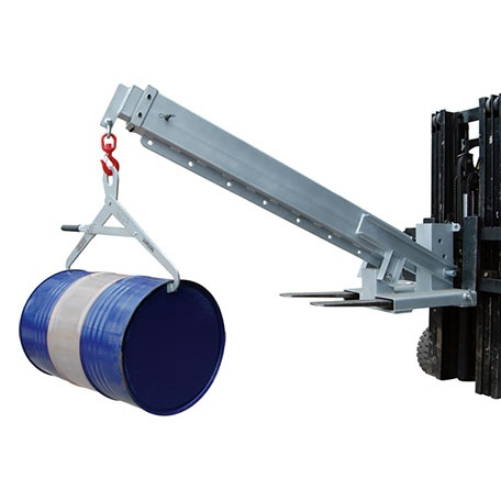 Teleskopisk Truckkran, 3000 kg - Kranar