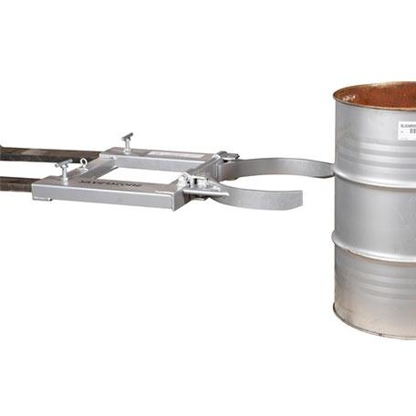 Mekanisk Fatgripare för Gaffeltruckar, 470 kg -