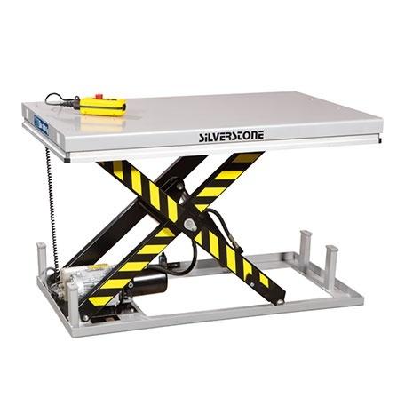 Stationärt Elektriskt Lyftbord, 1000 kg, 1000 x 2000 mm -