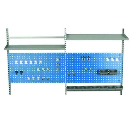 Påbyggnadsats till 1600 mm arbetsbord - Arbetsbord