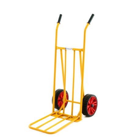 Magasinkärra P3 med punkteringsfria hjul -