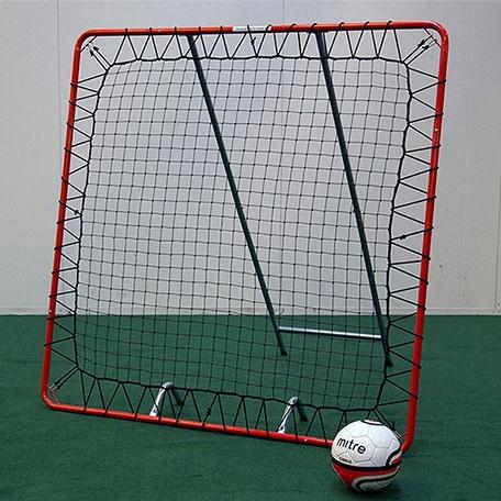 Utegym-Bollsport - Fotbollsmål Rebounder Goal 1 för utomhusbruk
